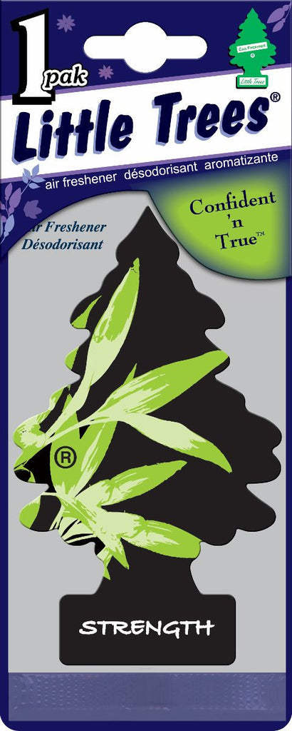 LITTLE TREES - CAR FRESHENER - STRENGTH 24'S
