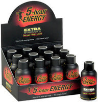 Test 5 Hour Energy