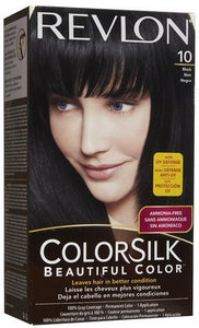 REVLON - COLORSILK - BLACK (10) - 12CT/CASE