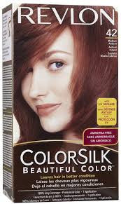 REVLON - COLORSILK - MED AUBURN (42) - 12CT/CASE