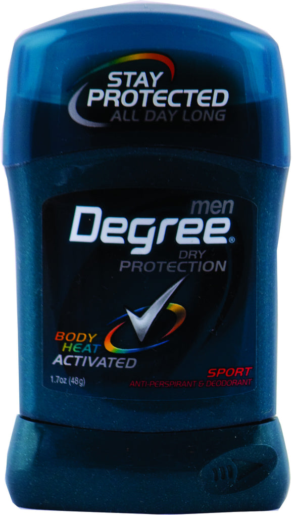 DEGREE - COOL RUSH DEODORANT 1.7 OZ