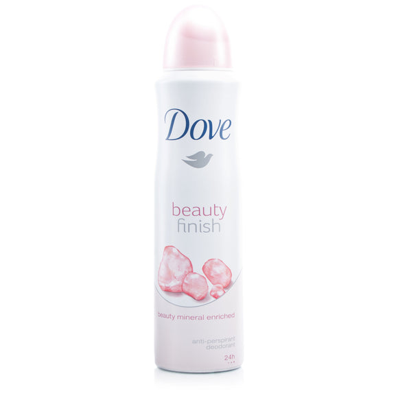 DOVE BODY SPRAY 250 mL - BEAUTY FINISH