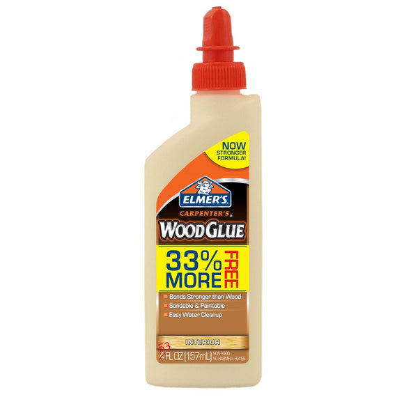 Elmer's Wood Glue - 5.3OZ - 48X1