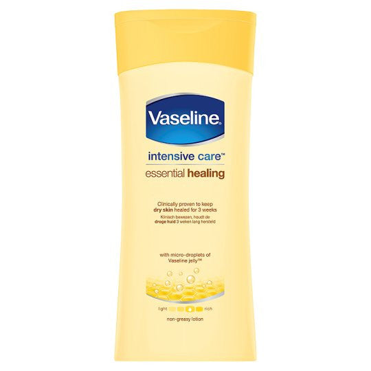 VASELINE - LOTION 400 ML - ESSENTIAL - 12CT/UNIT