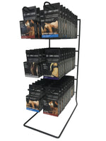 CHROME CONDOMS - RANDOM RACK - 60CT