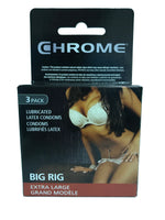 Chrome Condoms - Big Rig