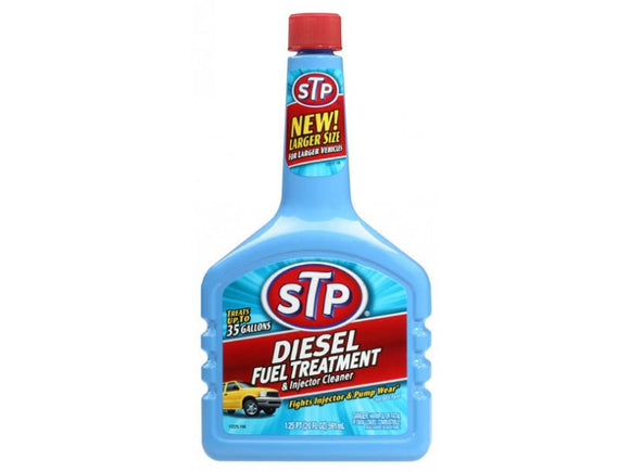 STP - DIESEL FUEL TREATMENT/INJECTOR CLEANER 20 Oz
