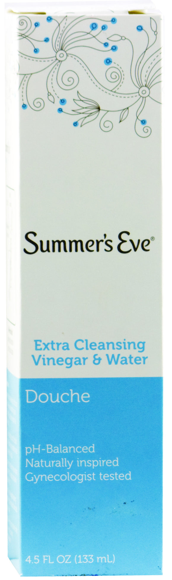SUMMER'S EVE - EXTRA CLEANSING