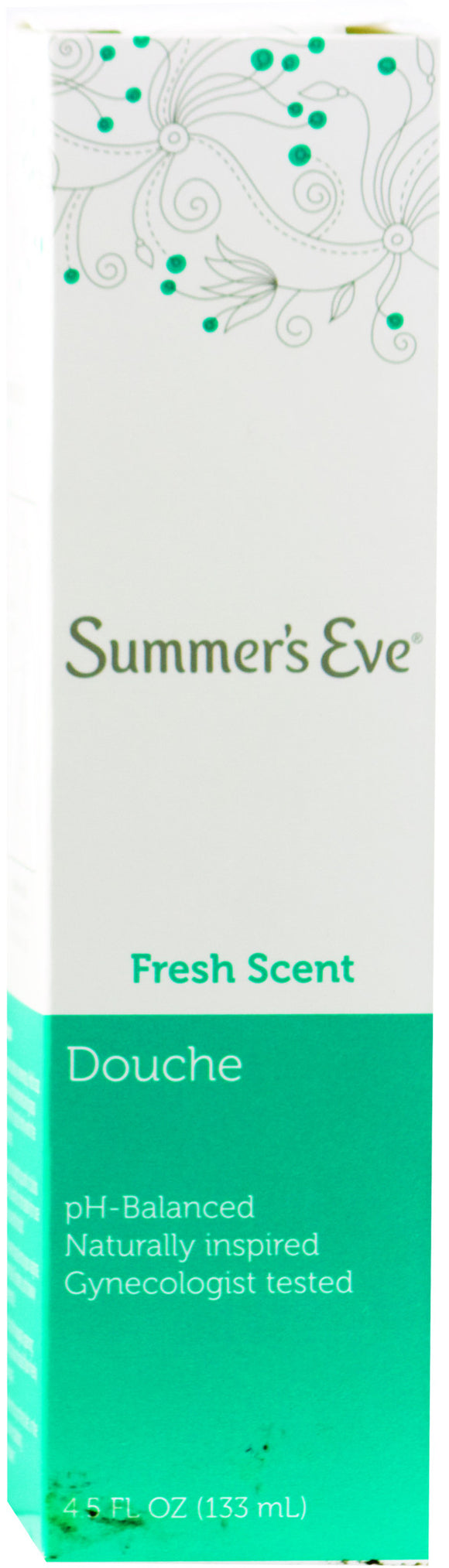 SUMMER'S EVE - FRESH SCENT