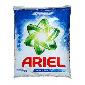 ARIEL - LAUNDRY DETERGENT 250 G - REGULAR - 36CT/CASE