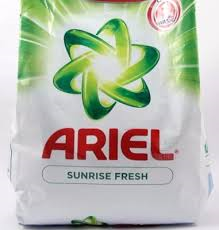 ARIEL - LAUNDRY DETERGENT 2.7 KG - SUNRISE FRESH- 5CT/CASE