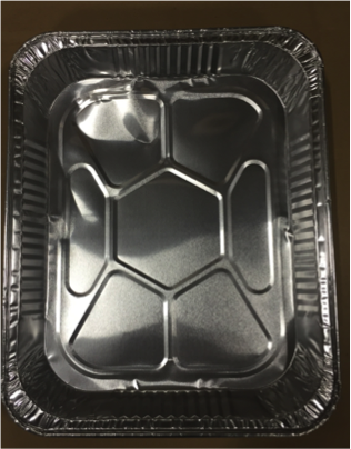 FULL SIZE- DEEP ALUMINUM PAN