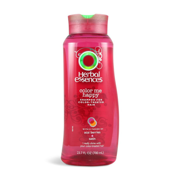 HERBAL ESSENCES SHAMPOO + BONUS DRY SHAMPOO - COLOR ME HAPPY - 300 mL