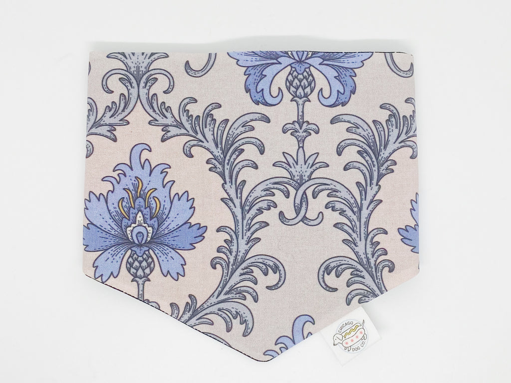 Bridgerton Lady Whistledown Reversible Bandana