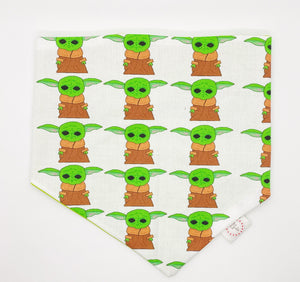 Baby Space Alien Bandana