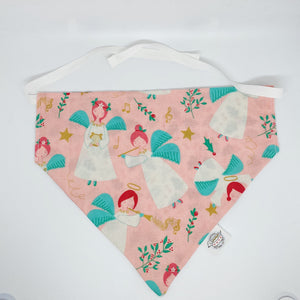 Angels and Holly Reversible Bandana