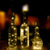 6 Pcs Cork Lights with Screwdriver, AFUNTA Bottle Lights Fairy String LED Lights, 78 Inches / 2 m Copper Wire 20 LED Bulbs for Party Wedding Concert Festival Christmas Tree Decoration-warm white