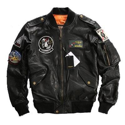 Veste aviateur Top Gun