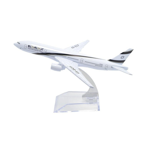 Maquette Avion B777-200 El Al Airline