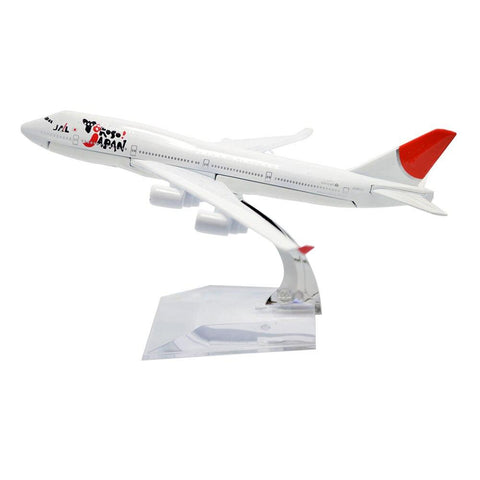 Maquette Avion Boeing 747-400 Japan Airline