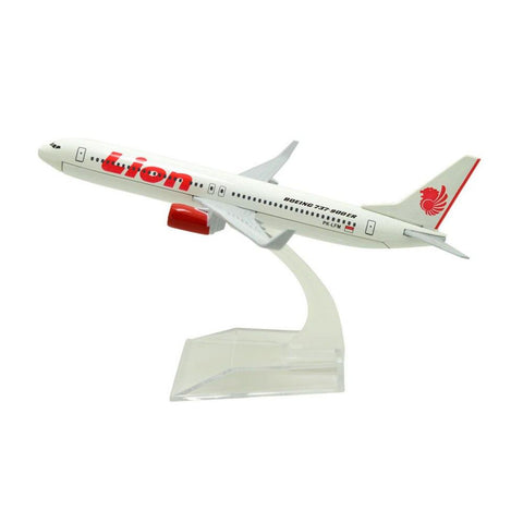 Maquette Avion Boeing B737 Lion Air