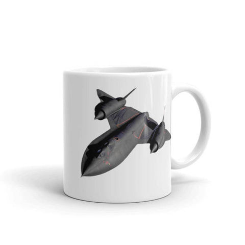 Mug Avion Lockheed SR-71 Blackbird