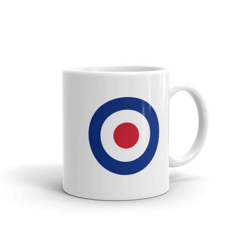 Mug logo de la Royal Air Force
