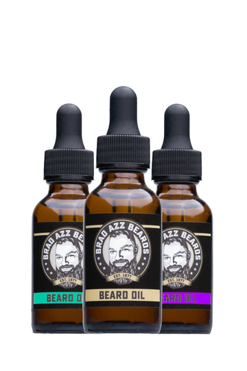 The B.O.B (Beard Oil Bundle)