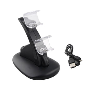 Game controller oplaad dock (PS4)