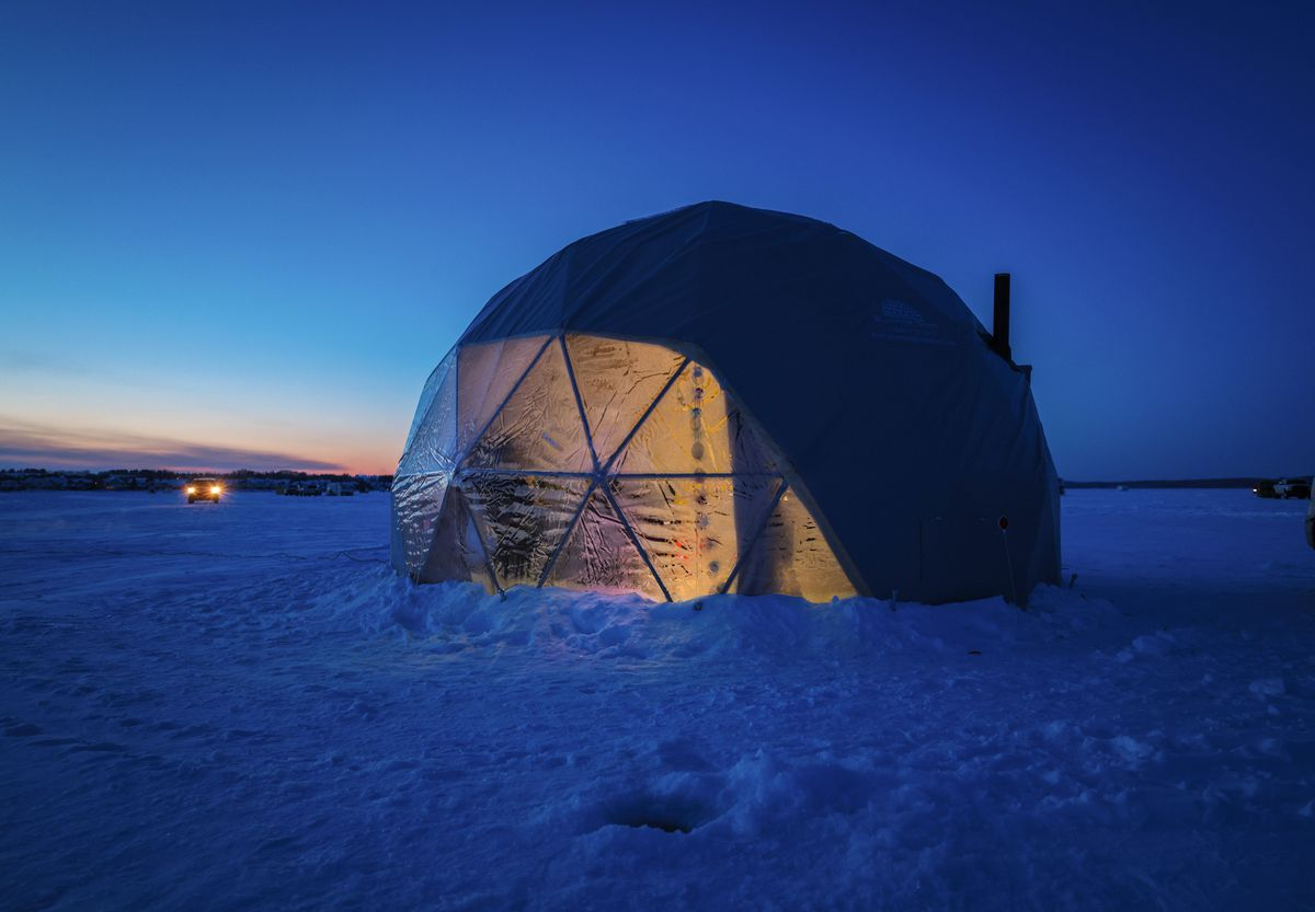 Calculating the ROI of Investing in a Vacation Rental Dome (Or, How Our Geodesic Dome Really Paid Off!)