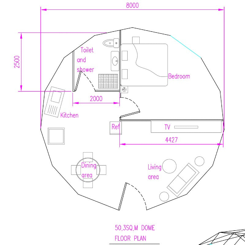 Quick Guide to Geodesic Dome Home Layouts and Floorplans