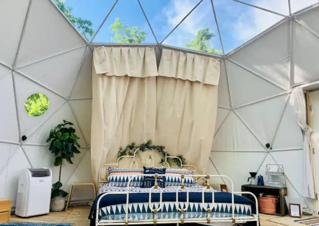 Geodesic Dome Tent - 32 ft (10m) - Glamping Dome Store