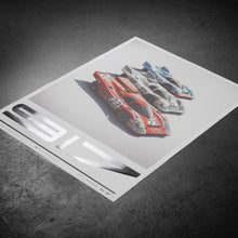 Load image into Gallery viewer, Porsche 917 - Salzburg & Martini & Gulf - 24h Le Mans | Collector's Edition