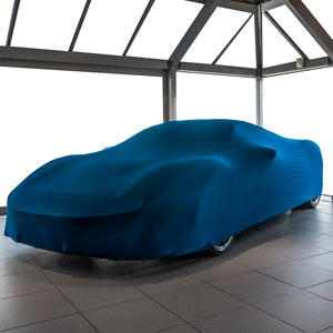 Tailored Stretch-Fit Indoor Car Cover