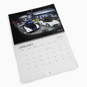 Romans International 2021 Calendar