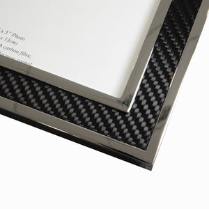 Carbon Fibre Photo Frame