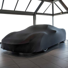 Load image into Gallery viewer, Tailored Stretch-Fit Indoor Car Cover