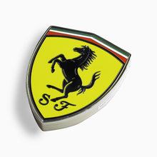 Load image into Gallery viewer, Enamelled Ferrari Shield Paperweight