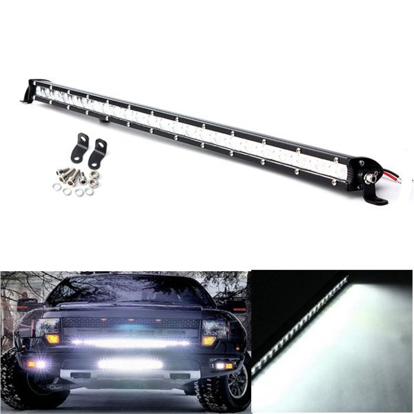 25inch LED Off-Road Flood Light Bar