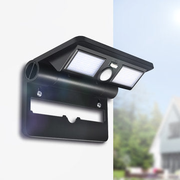 24 pcs Security Wireless Solar Outdoor Lights with Motion Sensor