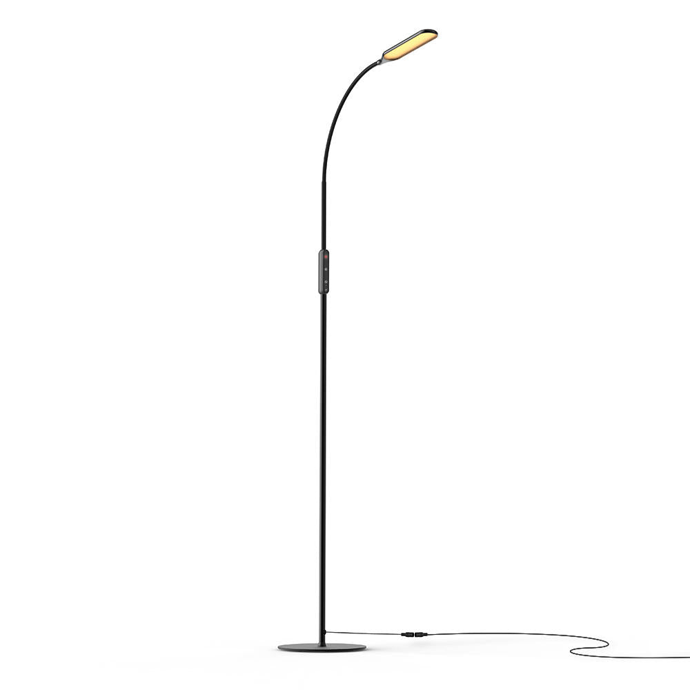 LED Floor Lamp with 5 Brightness Levels & 3 Color Temperatures