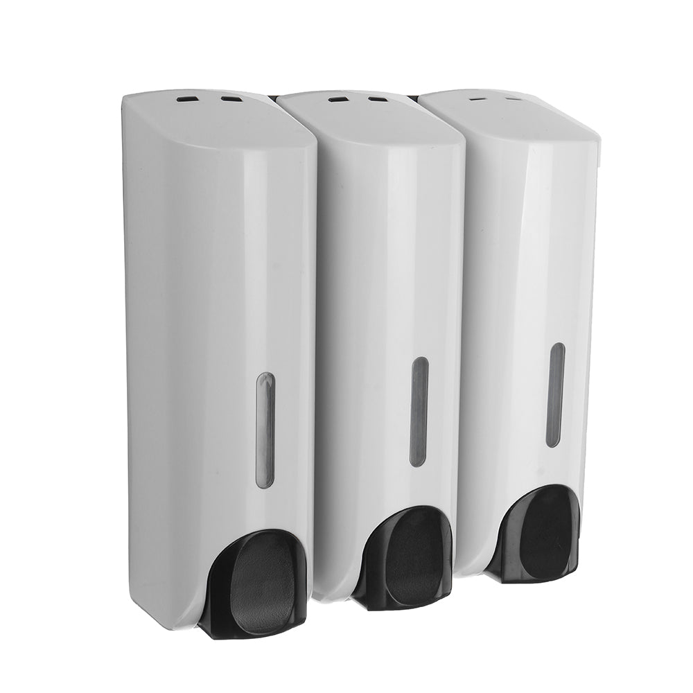 3 Piece Set Bathroom Dispenser