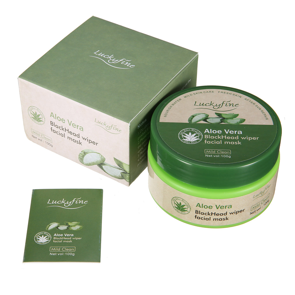 MyLook(™)  Aloe Vera for scars on face Peel Off Facial Mask