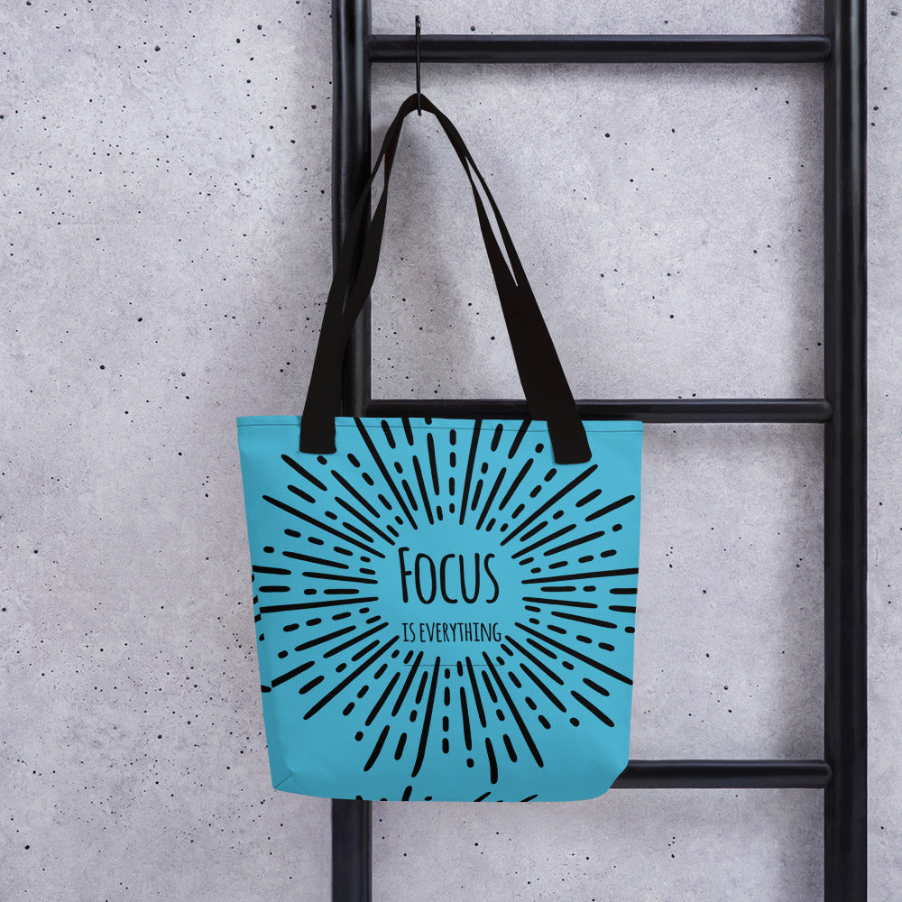 Focus - Tote bag - Upwords Productions