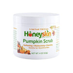 Honeyskin  Limited Edition Pumpkin Face and Body Scrub