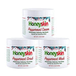 Honeyskin Organics Skin and Hair Christmas Face and Body Bundle