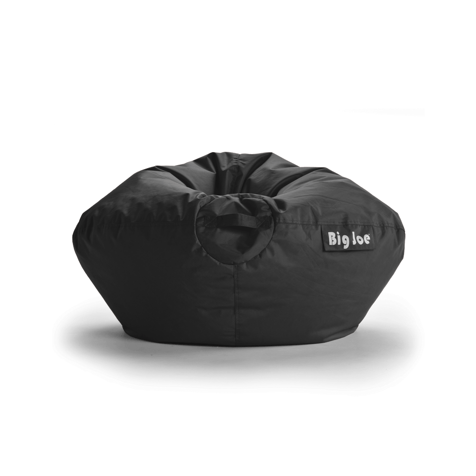 Stretch Limo Black Classic 98 Kids Bean Bag Front View 0641602
