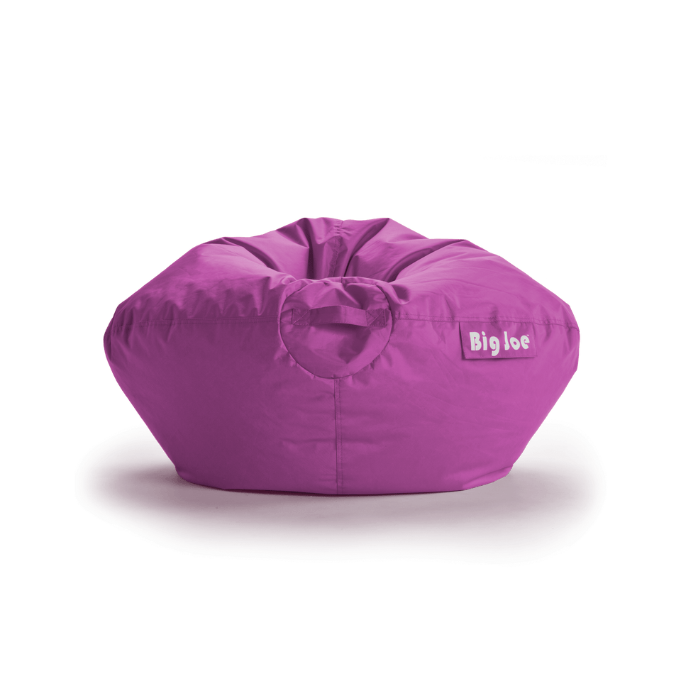 Radiant Orchid Classic 98 Kids Bean Bag Front View 0641624