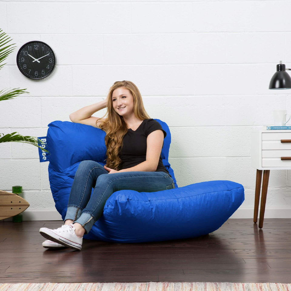Sapphire Roma Bean Bag Chair with Model 0657614