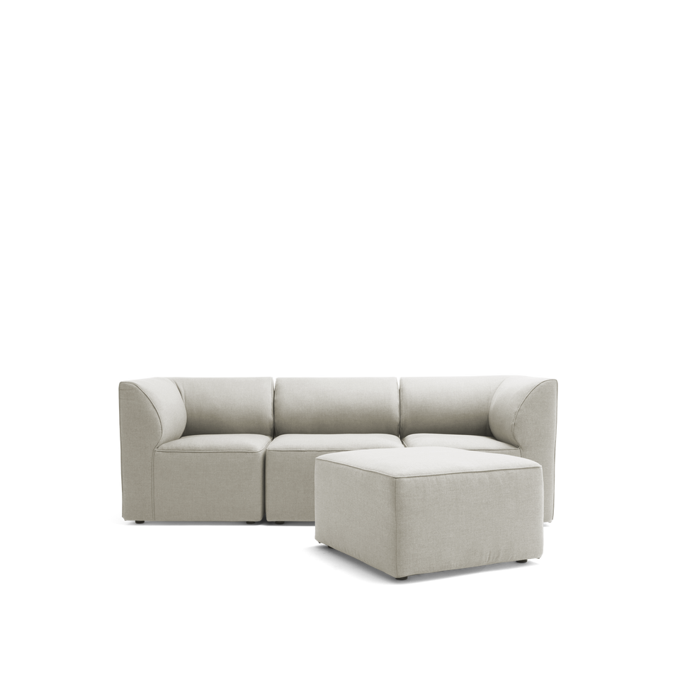 Orahh 4pc Sectional